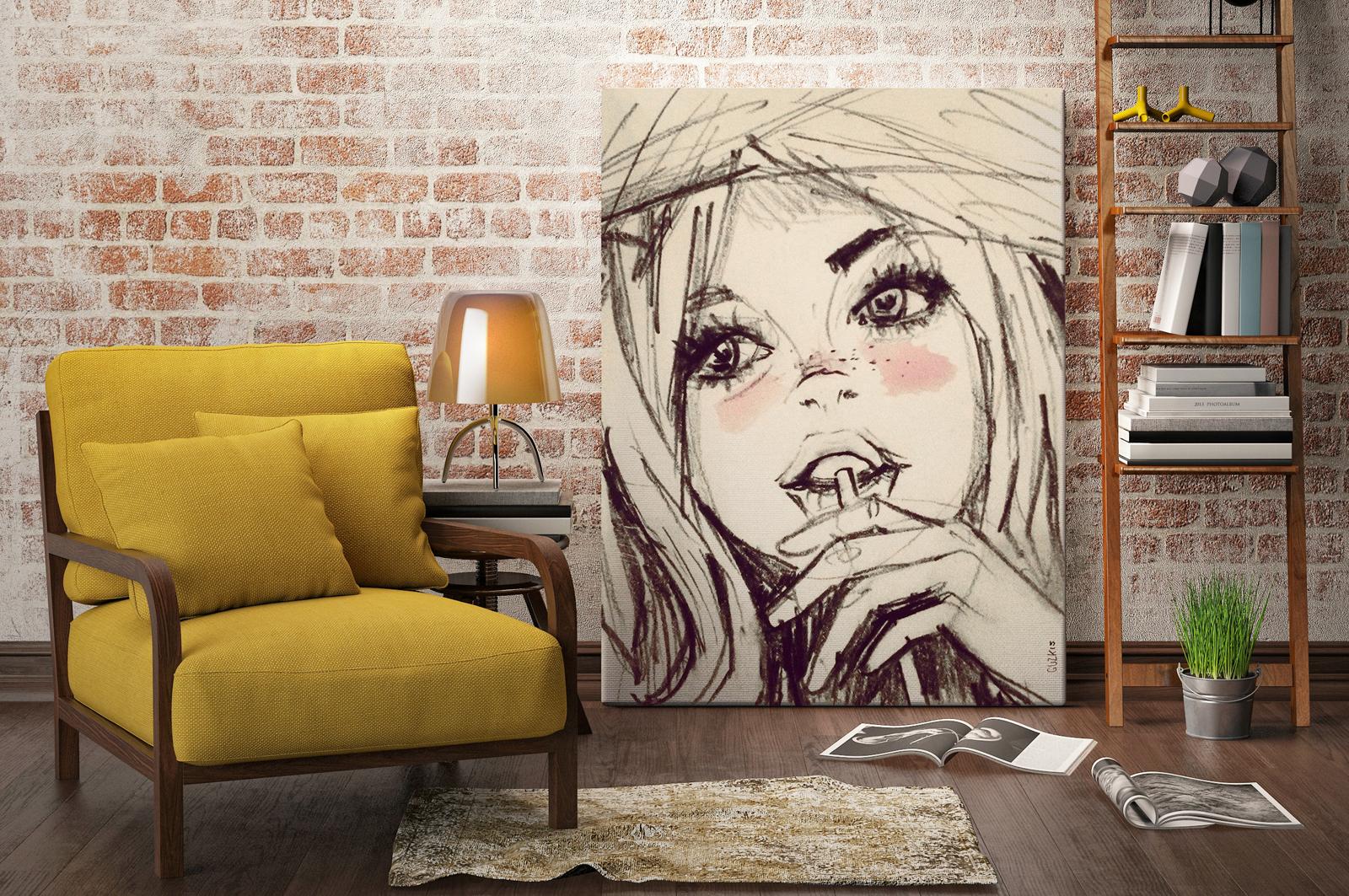 El arte es sobre todo&nbsp;<br />&nbsp;un estado del alma