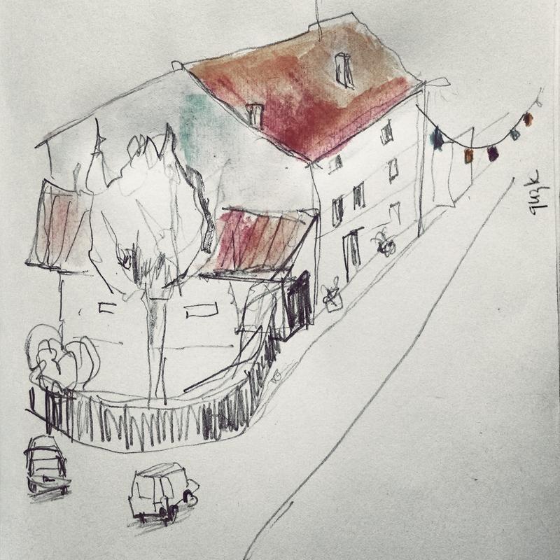 Caserio asken portu - Zarautz
