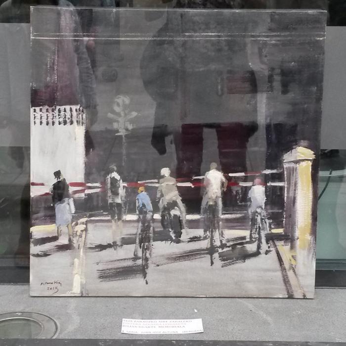 XLIX Concurso de pintura libre en Zarautz