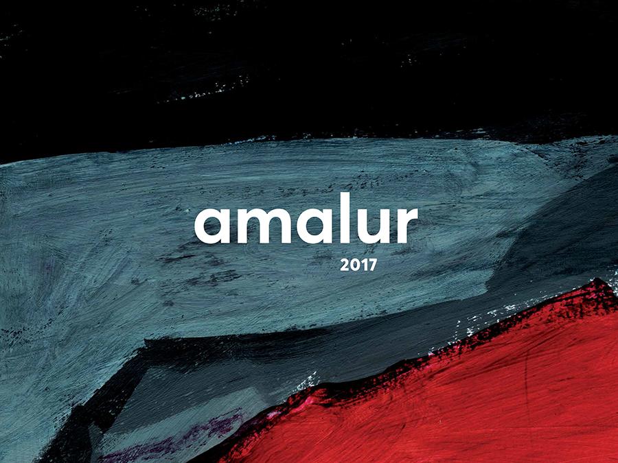 Ilustraciones y vídeo para el calendario amalur 2017